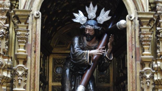 Nuestro Padre Jesús Nazareno es el titular de la Hermandad que formuló el Voto Concepcionista