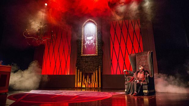 Manu Sánchez en «El último santo» / ABC