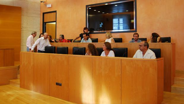 Pleno del Ayuntamiento nazareno, este lunes