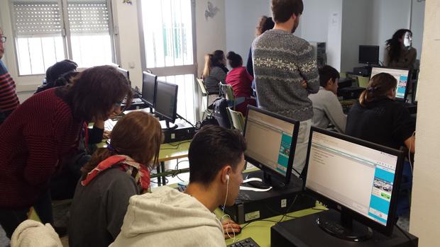Alumnos del Proyecto Progresos