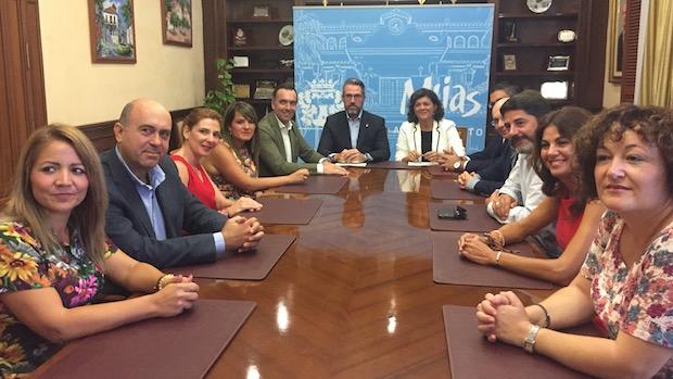 El gobierno de Mijas en el balance de gestión