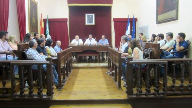 El Pleno municipal ha aprobado ahora el presupuesto tras recharzarlo la oposición en marzo