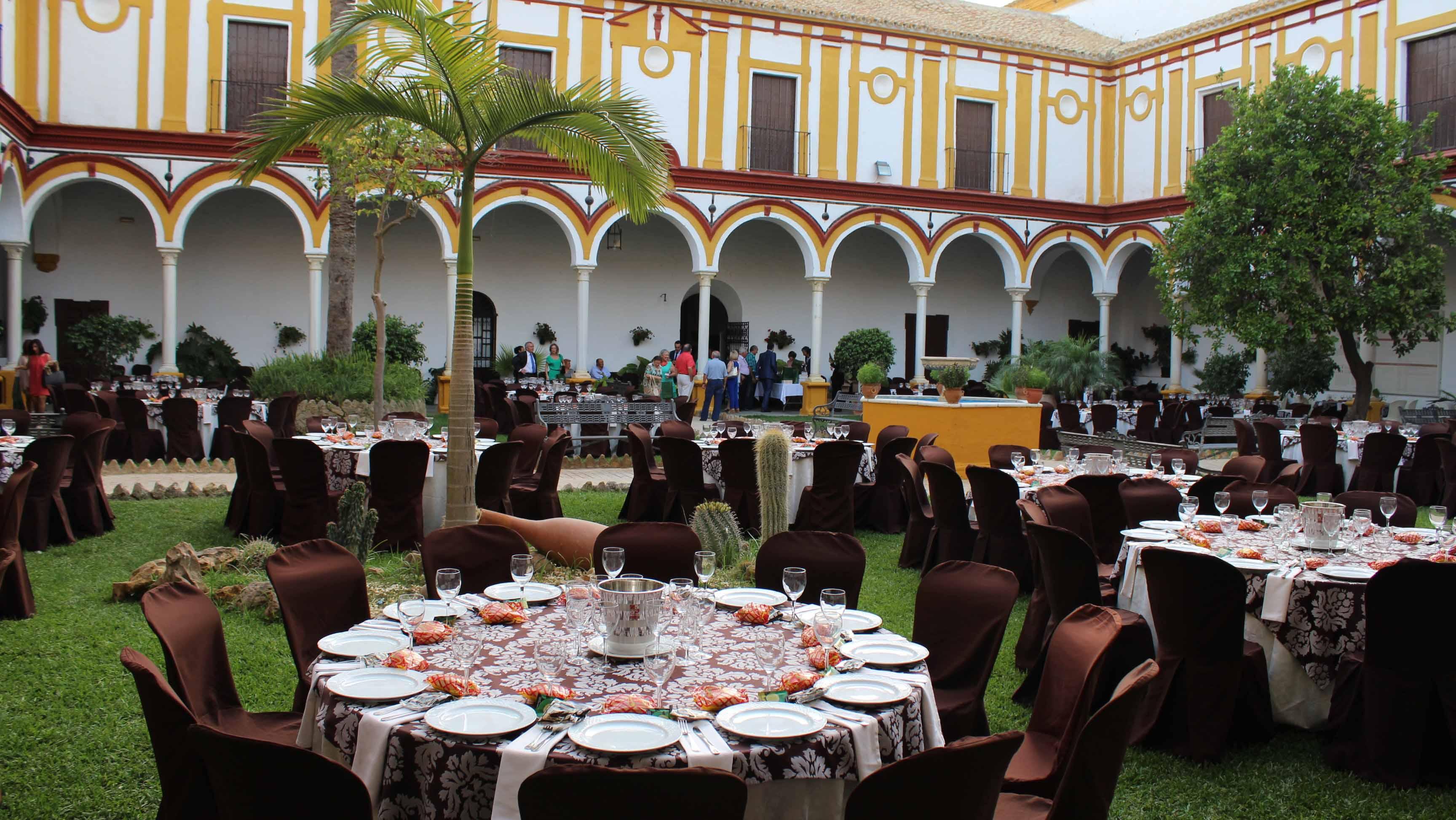 El monasterio de Consolación de Utrera acoge esta tradicional cita gastronómica