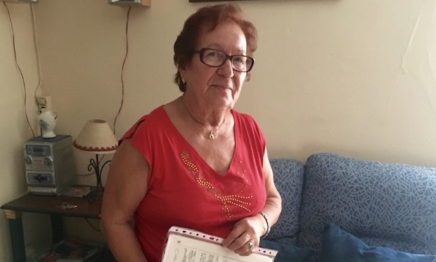 Tomasa ha denunciado numerosas veces a su nieto por su actitud agresiva