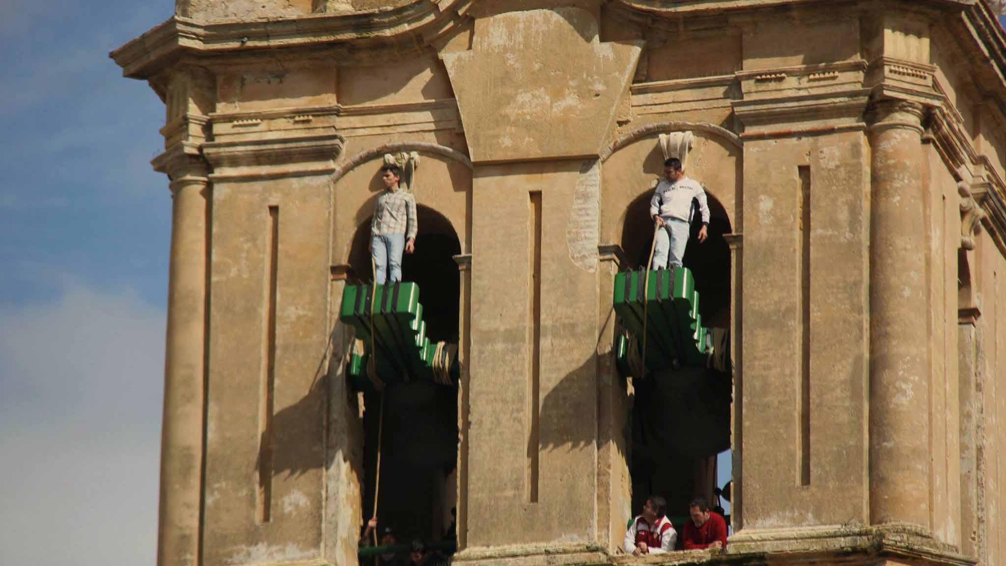 Los campaneros de Utrera fusionarán sus toques con el flamenco