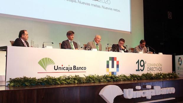 Manuel Azuaga durante su intervención ante los directivos