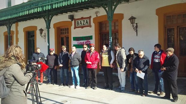 La Asociación Amigos del Ferrocarril Comarca de Baza lleva 30 años pidiendo el tren