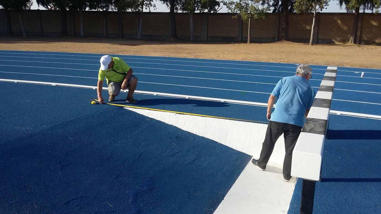 Se abre una nueva y bonita etapa para el atletismo en Utrera