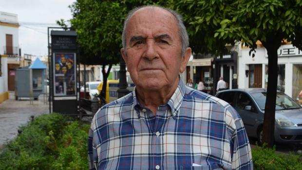 Alfonso Garrido es una persona muy conocida y querida en Utrera