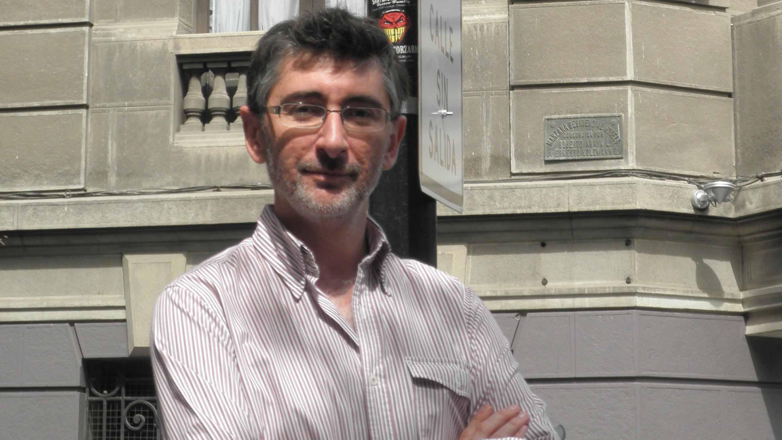 El historiador utrerano José Manuel Serrano