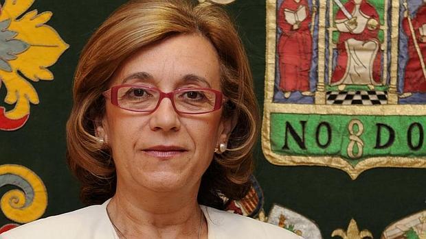 La portavoz del PP de Alcalá, María del Carmen Rodríguez Hornillo