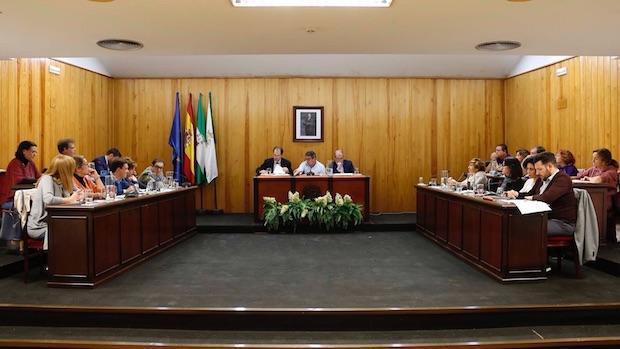 El pleno de Mairena se ha reunido en sesión ordinaria