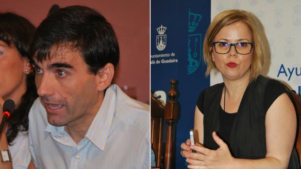 Salvador Escudero y Elena Álvarez han entregado su acta de concejal
