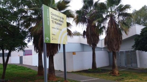 El centro El Madroño está construido, pero sin uso previsto por ahora