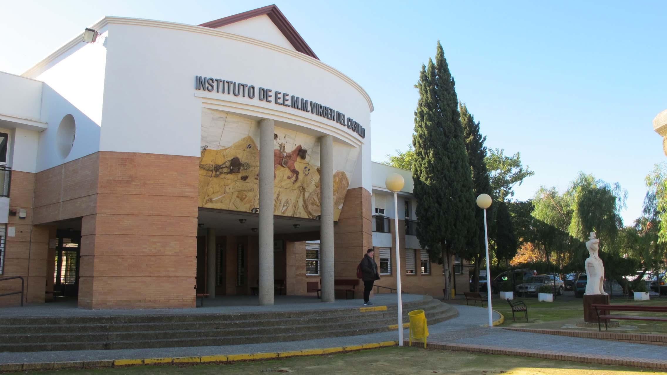El IES Virgen del Castillo es uno de los institutos que ha firmado el acuerdo de colaboración