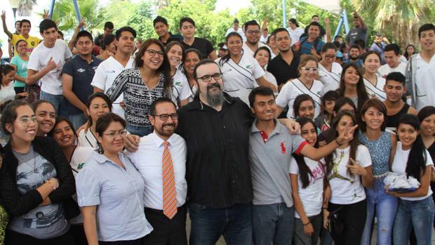 Vico se ha convertido en México en un fenómeno de masas