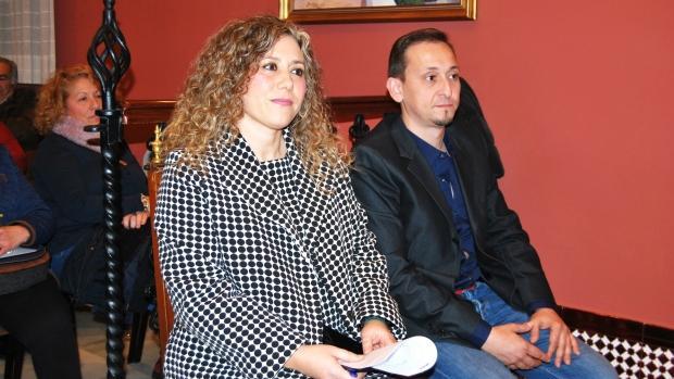 Rocío Bastida y Casimiro Pando se incorporan al gobierno municipal de Alcalá
