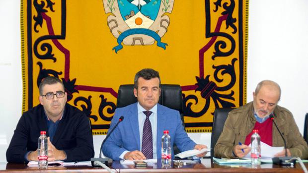 Salvador Hernández, alcalde de Carboneras