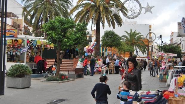 La Plazuela será el centro de actividades infantiles y de una muestra de solidaridad/A.M.