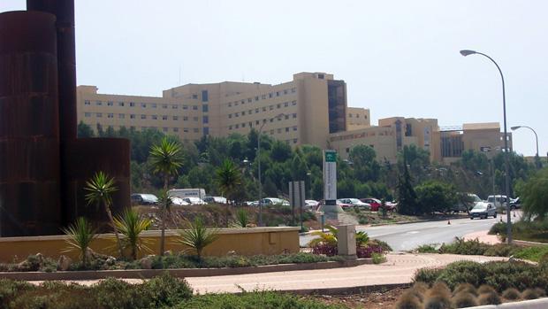 Hospital de Torrecárdenas, donde tuvo lugar la agresión