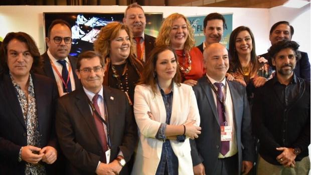 «La Caña Flamenca» de la Costa Tropical Granada ha sido presentado en FITUR 2018