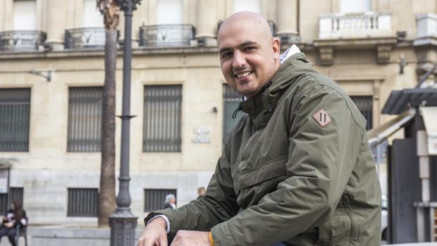 El joven onubense Marcos Rosa ya ha encontrado donante de médula