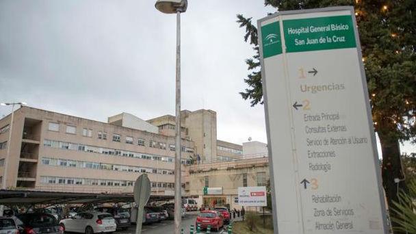 Hospital San Juan de la Cruz, de Úbeda.
