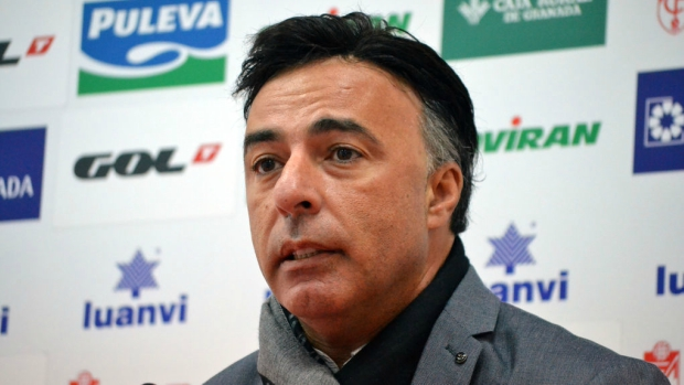 El expresidente del Granada CF, Quique Pina
