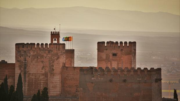 La Alhambra, en una imagen de archivo