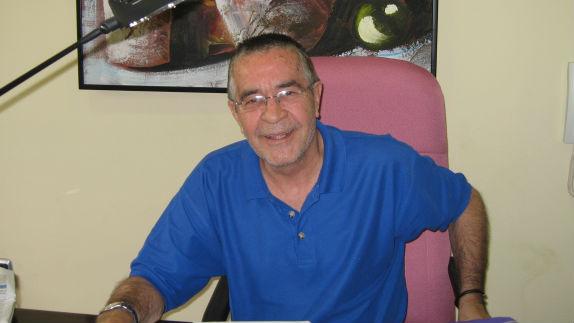 Manuel Anguita Peragón, durante su etapa como secretario del consejo social de la Universidad de Jaén