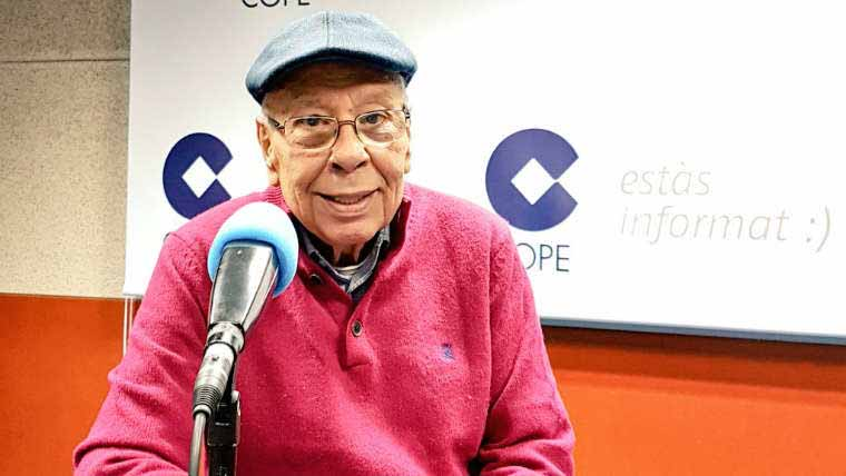 Moncho, a sus 77 años, se ha retirado de los escenarios