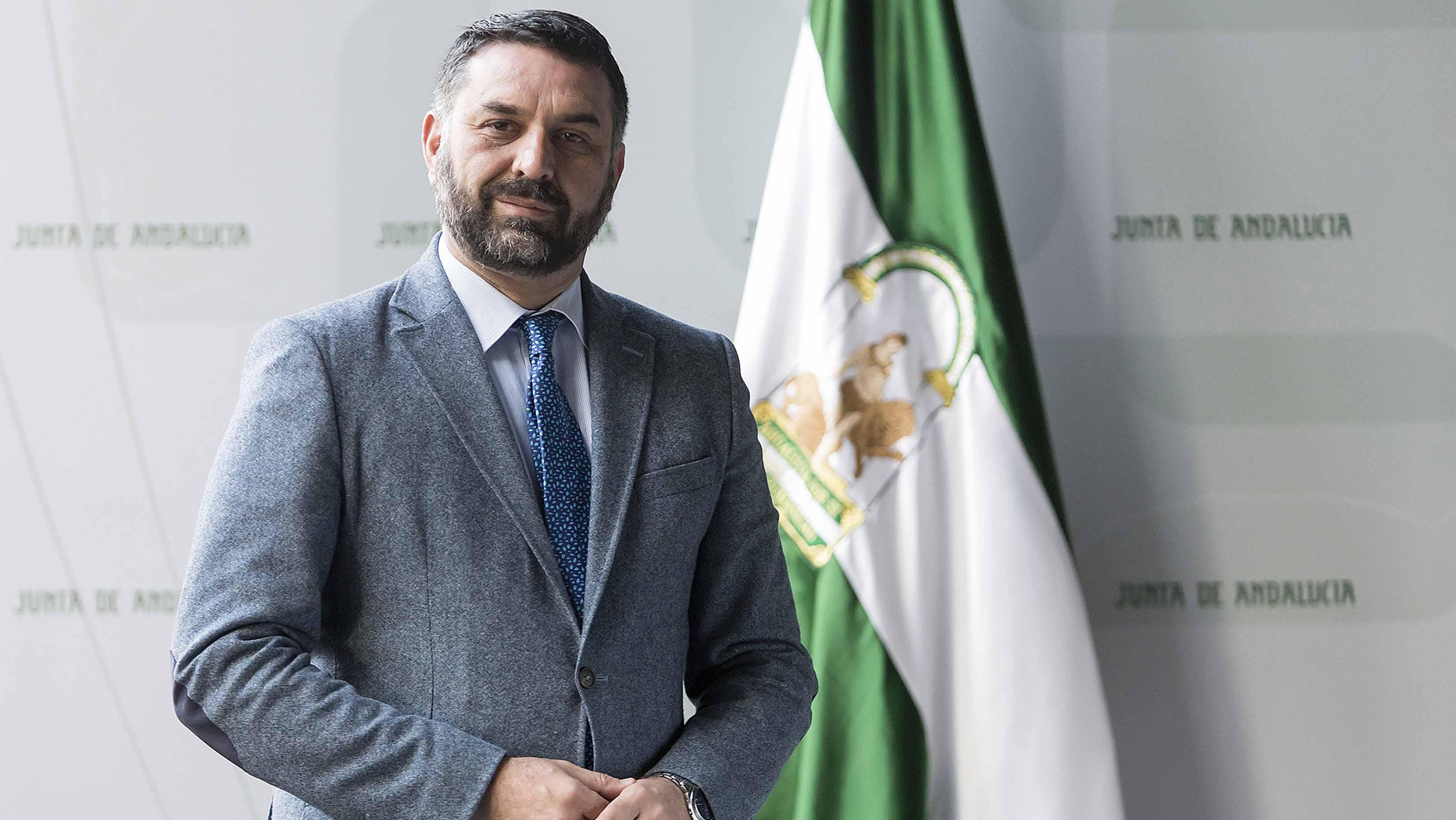 Javier Fernández será galardonado en Utrera con el 'Mostachón de Oro'