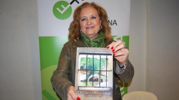 María del Carmen Rodríguez ha dedicado años a recopilar expresiones populares de Alcalá
