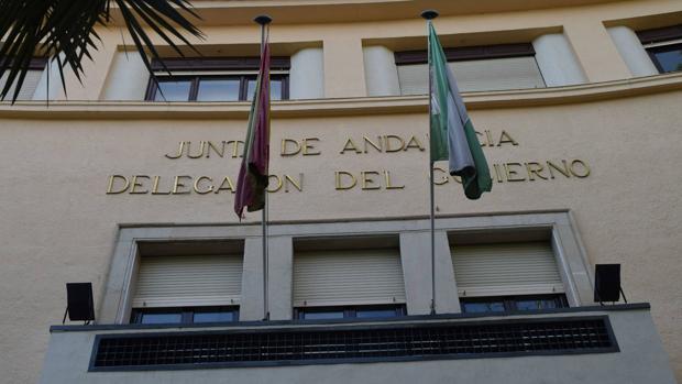 Sede de la Delegación de la Junta de Andalucía en Jaén