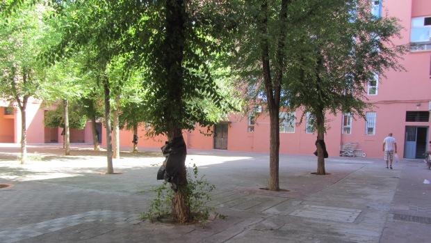 La actuación incluirá tanto las infraestructuras enterradas como el pavimento, la iluminación y la jardinería