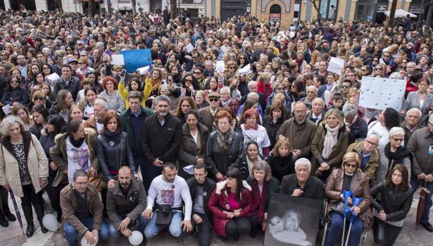 Apoyo ciudadano en Huelva a la prisión permanente revisable