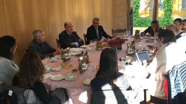 Presentación del Consejo Asesor Internacional de Política de Empresa