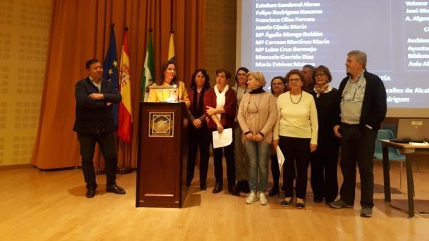 Los alumnos del Aula de Mayores han presentado su estudio en la Olavide