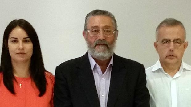 Francisco Torrecillas, alcalde de Albox / ABC