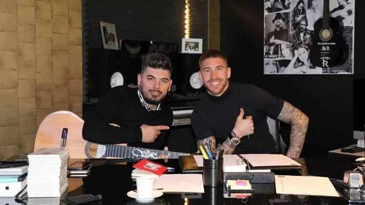 Demarco Flamenco y Sergio Ramos comparten su afición por el flamenco