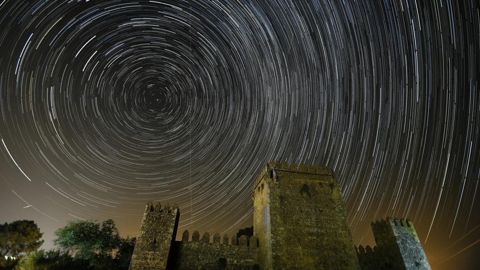 Espect culo en el cielo el time lapse de las perseidas for Espectaculos en sevilla