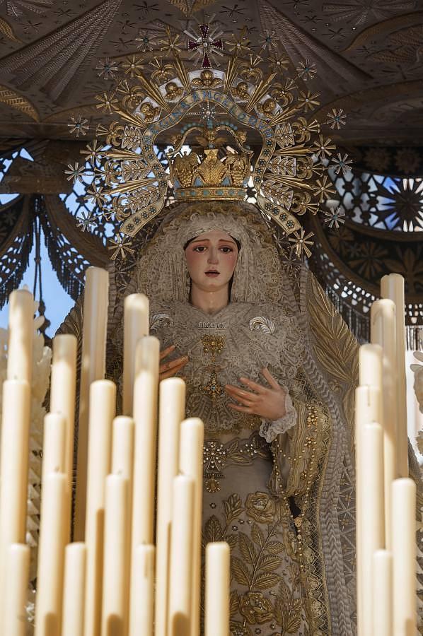 I ESTACIÓN DE PENITENCIA DE LA HERMANDAD DE LOS NEGRITOS Hermandad-negritos-jueves-santo-sevilla-15_xoptimizadax--598x900