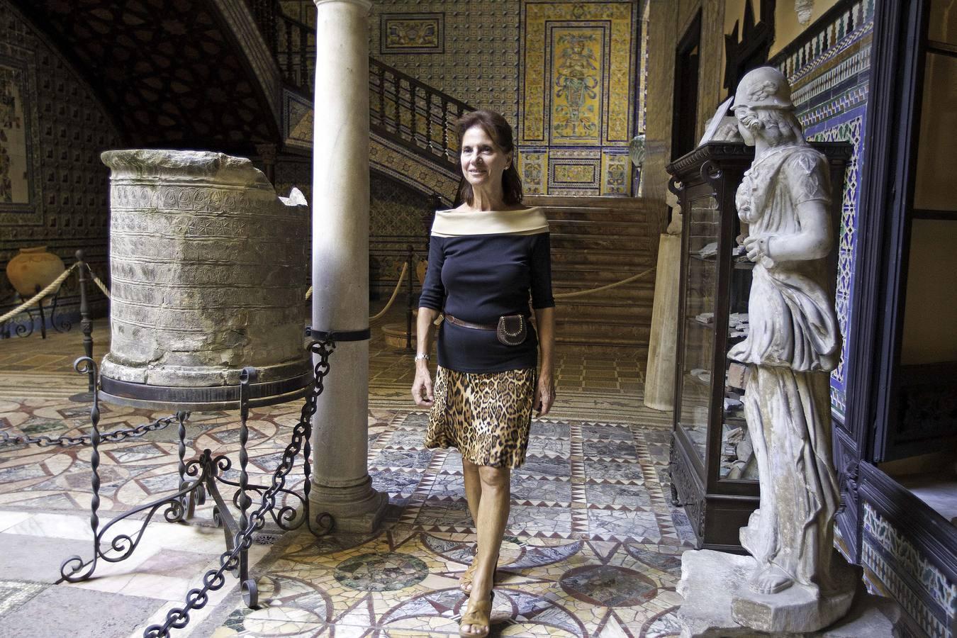 Palacio de la condesa de lebrija cuando roma se refugi for Alquiler de casas en lebrija sevilla