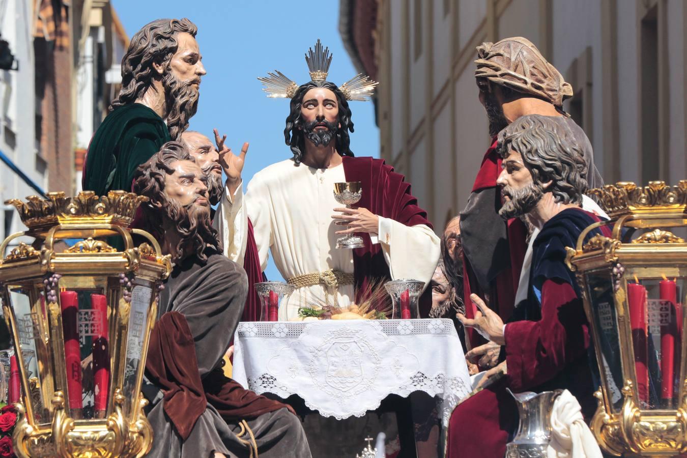 Las Fotos De La Cena El Domingo De Ramos De La Semana Santa De