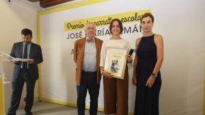 Fotogalería: Entrega del II Premio José María Pemán