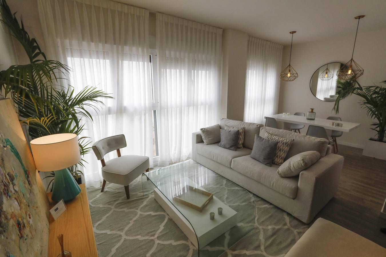 As ser n los pisos del nuevo distrito de sevilla for Pisos vacacionales sevilla