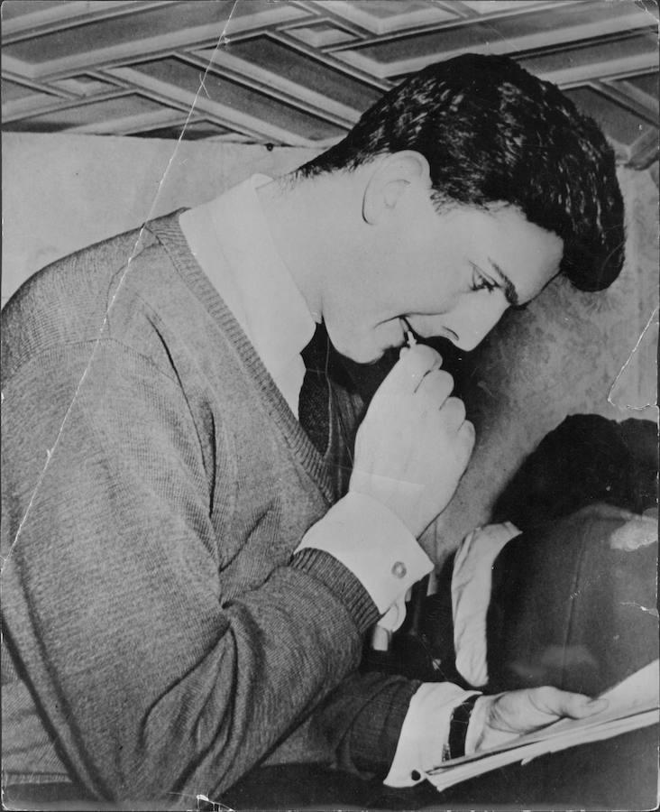 El legendario modisto francés Hubert de Givenchy, fundador de la «maison» homónima, murió el pasado sábado a los 91 años