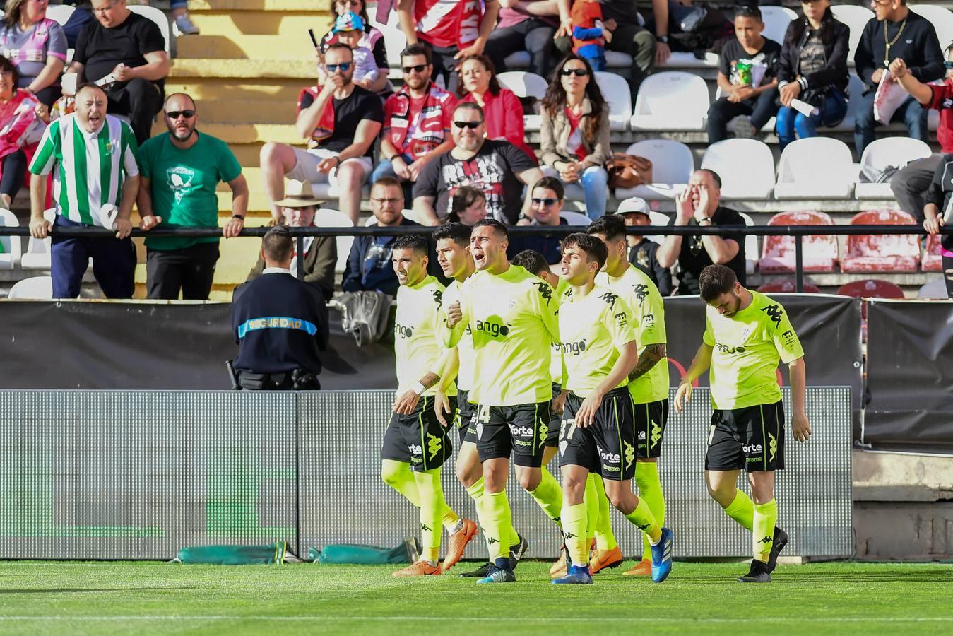 Espectacular remontada del Córdoba CF
