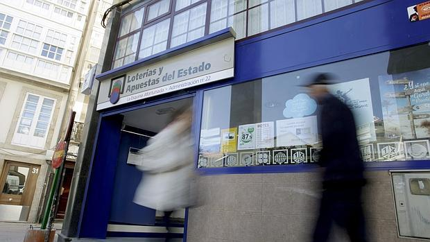 La primitiva deja 1 8 millones en c rdoba for Oficina de correos cordoba