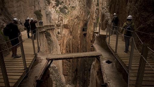 Senderos y rutas de senderismo para andar por Almería